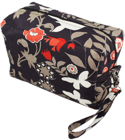 Maxwell Designs Cosmetic Bag