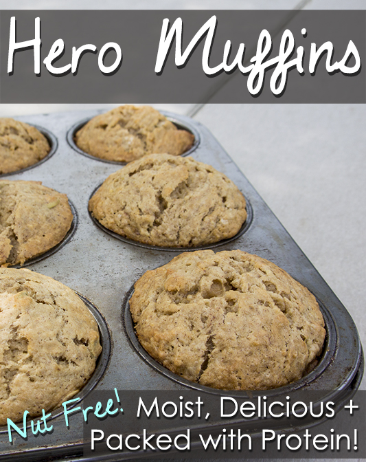 Hero Muffins