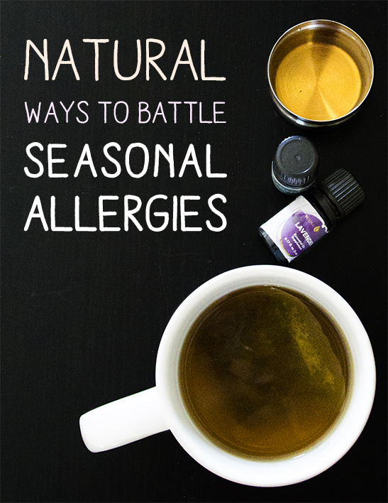 Battle Seasonal Allergies