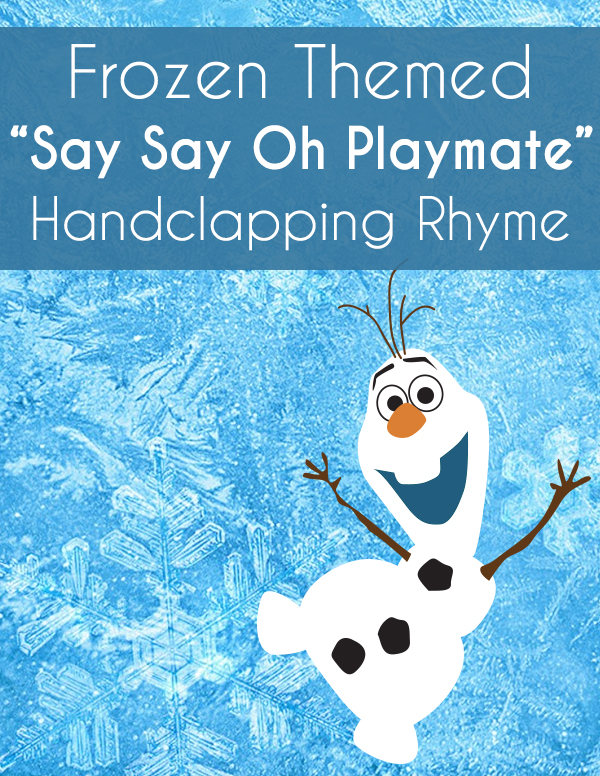 Frozen Handclapping Song