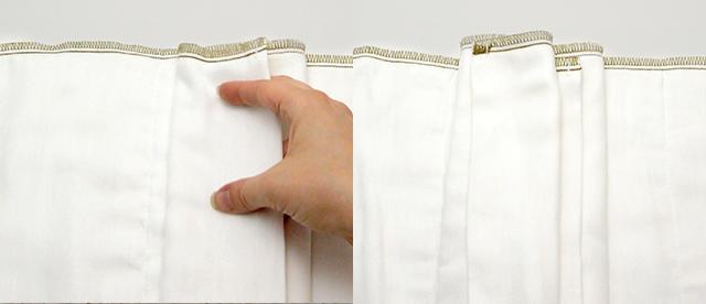 Step 4 Fold Top Layers