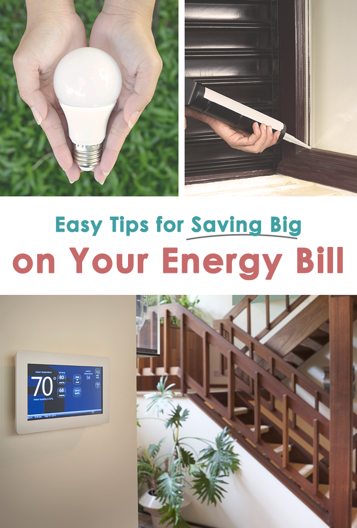 Easy Tips to Save Big Money on Your Energy Bill: High and low-tech ways to save energy, money, and time.