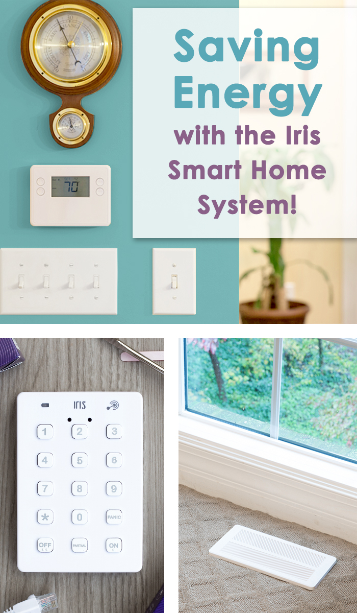 Saving Energy with the Iris Smart Home System