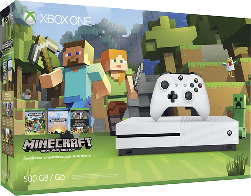 Minecraft Xbox One S Best Buy