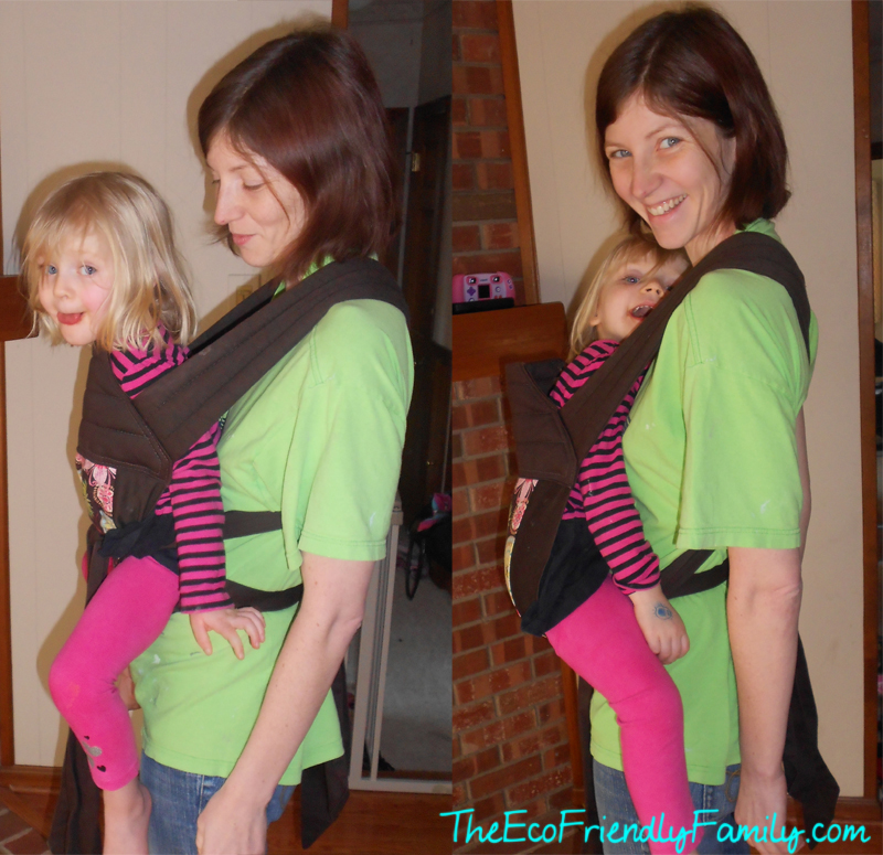 Babywearing Why Forward Facing Isn T For You The Eco Friendly Family