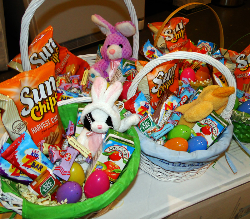Regret, Grandma pussy easter basket your place