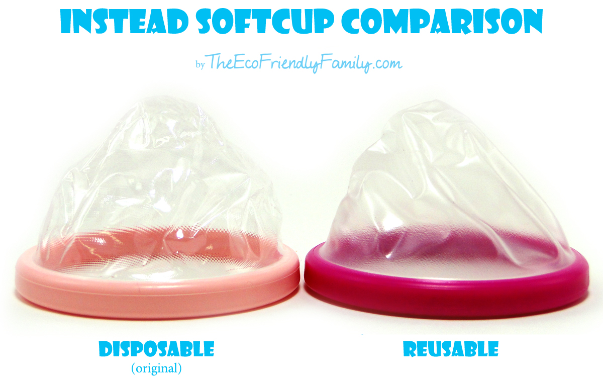 Sex while using instead soft cups
