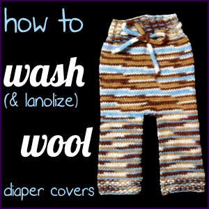 How to Wash & Lanolize Wool