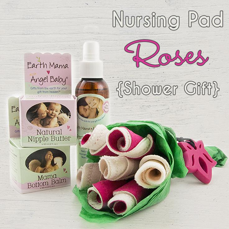 Nursing Pad Roses