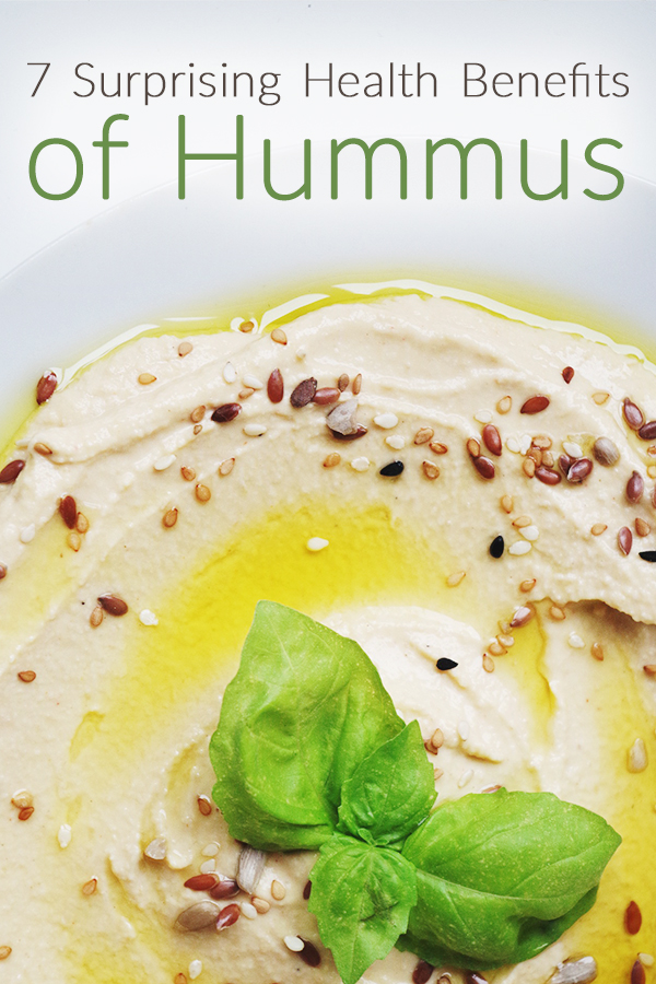 7 Surprising Health Benefits of Hummus